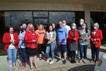 Upper Nutrition & Energy, Smoothie & Juice Bar held a ribbon cutting on March 12, 2021